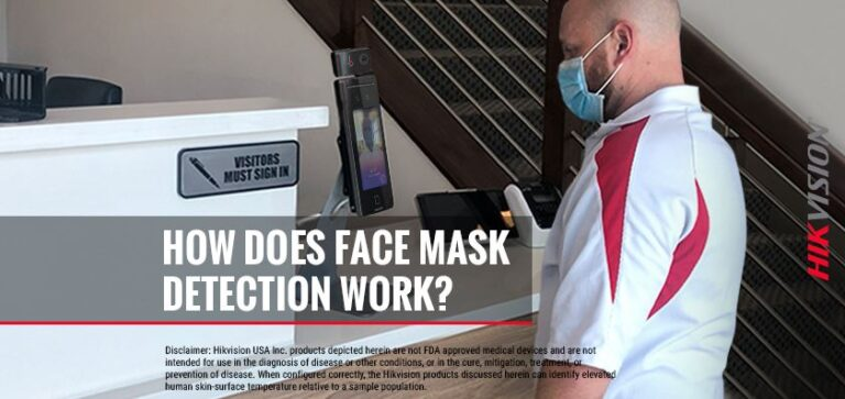 How Does Face Mask Detection Work